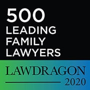500 Leading Family Lawyers LawDragon 2020
